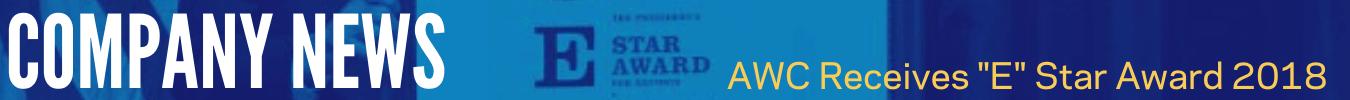 awc receivese star award 2018