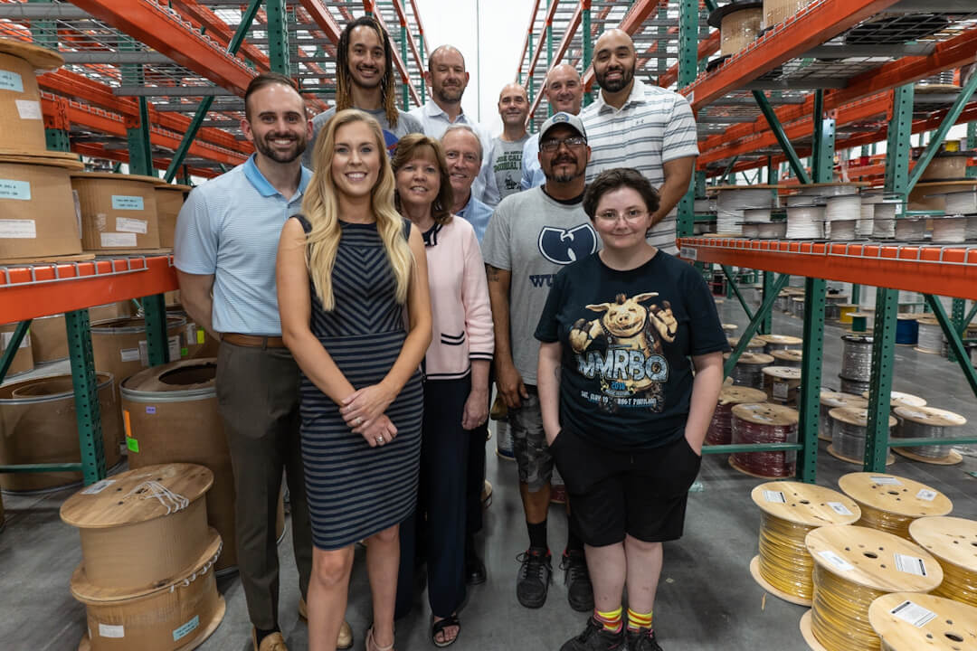 Allied Wire & Cable opens new Grapevine, Texas location warehouse